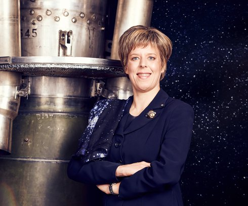 Nancy Vermeulen Private Astronaut Trainer